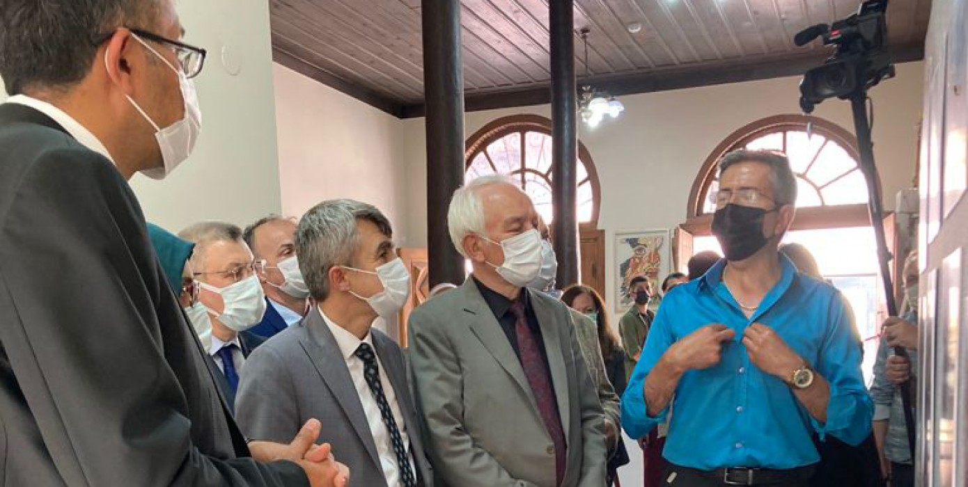 Dpü' Den Ustalara Saygı Töreni