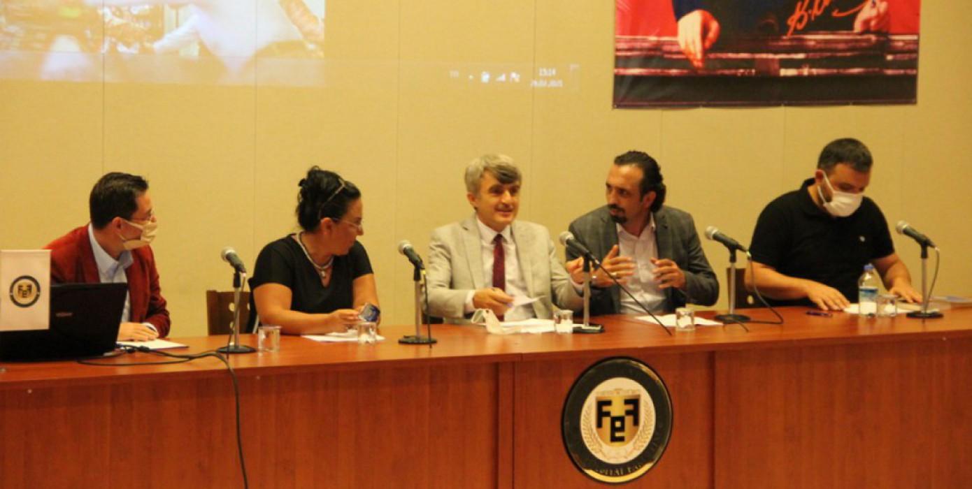 Hacı Bektaş Veli'yi Anma Etkinliği Kapsamında Sergi, Panel ve Sema Gösterisi Düzenlendi