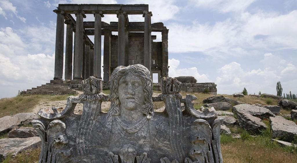 DPU Takes Over Aizanoi Ancient City Excavations