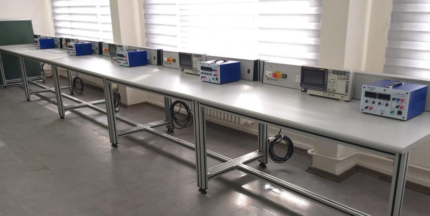 Alternatif Enerji Laboratuvarımız Hayırlı Olsun