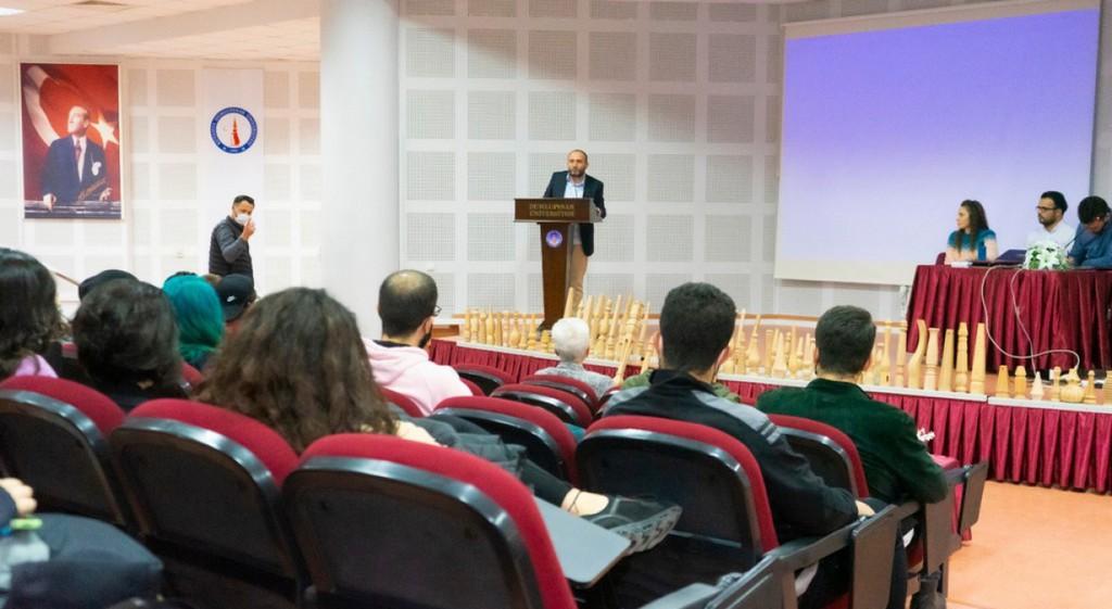 DPÜ'de CNC Ahşap Torna Uygulamaları ve Tasarımları Semineri