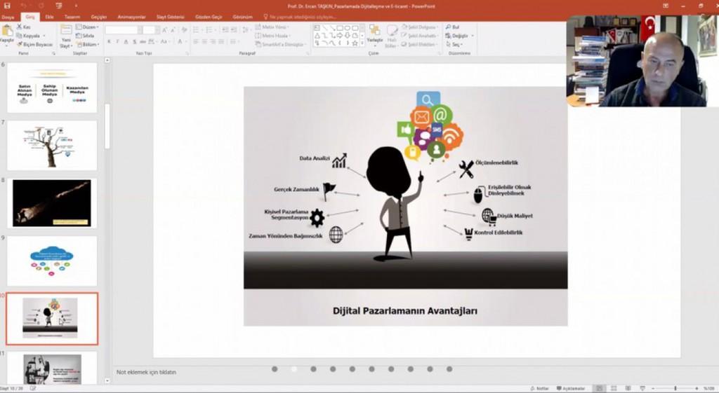 KUTSO ve DPÜSEM'den Dijital Pazarlama Eğitimi